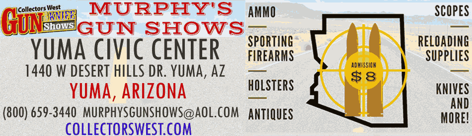 Murphy Yuma Civic Center Gun Show